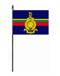 Royal Marines Hand Flag - Small.